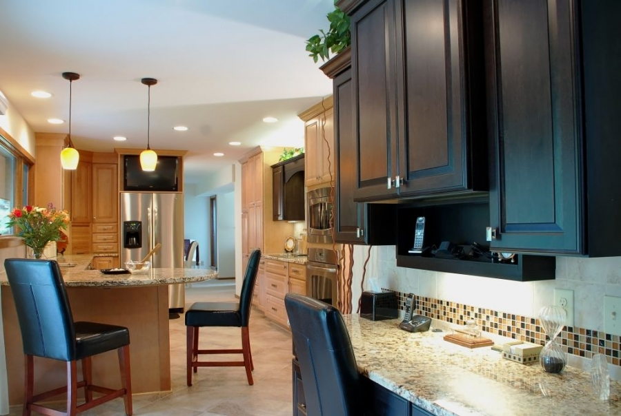 The kitchen she always dreamed of kresge contracting for Kitchen 919 reviews