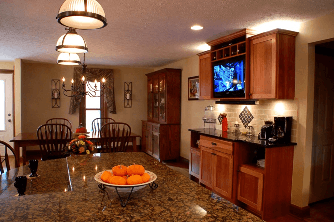 Granite Countertops Columbus Ohio. Add A Touch Of Natural Beauty To Your  Kitchen With A Granite Countertop From Kresge Contracting