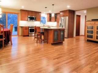 Wide Open Kitchen Remodel in Westerville, OH