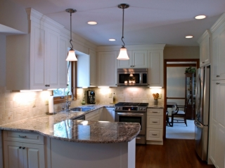 Charming Kitchen Modernization in Westerville, OH