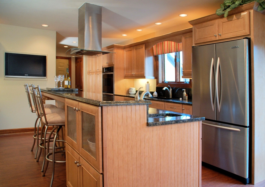 Beautiful Kitchen Remodel In Delaware Oh